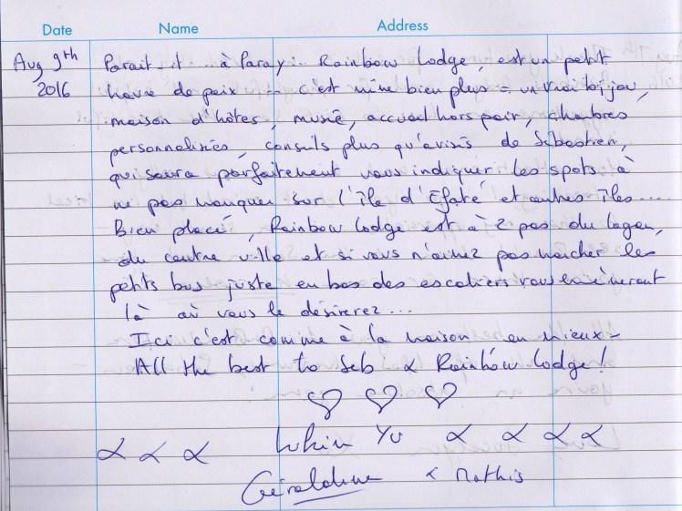 2016.08.10 - Geraldine & Mathis, France