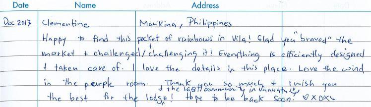 2017.12.08 - Clementine, Philippines